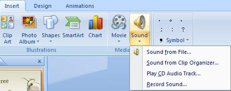 añadir musica power point presentaciones