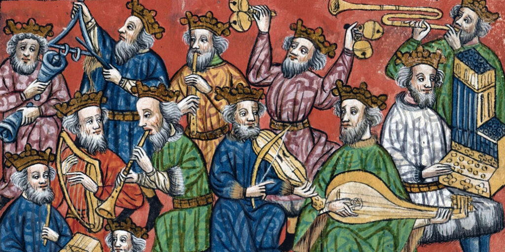 música medieval sin copyright
