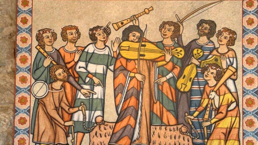 canciones medievales sin copyright
