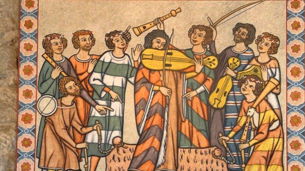 Types de musique médiévale