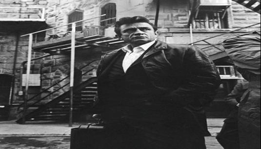 Johnny Cash dans la prison de Folsom